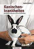 Kaninchenkrankheiten: Krankheiten vorbeugen, erkennen, behandeln - Siegfried Matthes