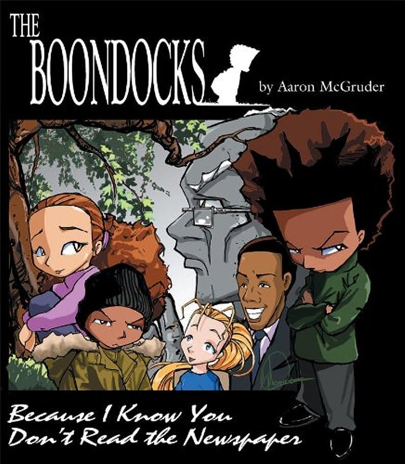 無人温度計磁器The Boondocks: Because I Know You Don't Read the Newspaper (English Edition)