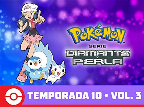 Serie Pokémon Diamante y Perla