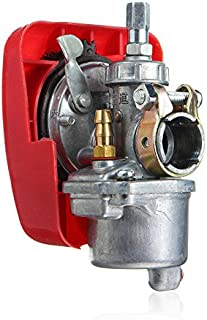 New Bike Engine Red Carburetor for 2 Stroke 80cc Bicycle Motorized Engine Kit