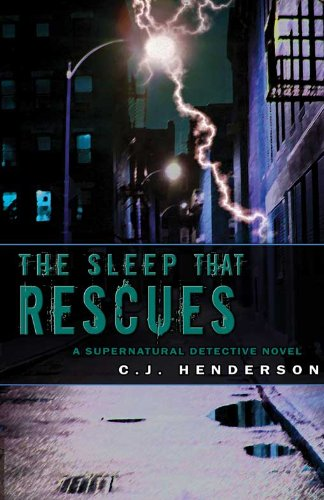 The Sleep That Rescues: A Supernatural Detective Novel (Teddy London series Book 3) (English Edition)