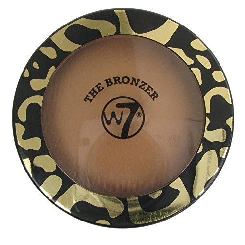 W7 The Bronzer Pressed Powder Compact - Matte