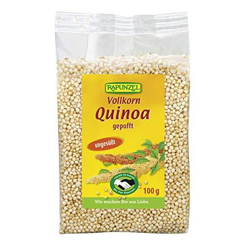 Rapunzel - Vollkorn Quinoa gepufft HIH - 100 g - 6er Pack