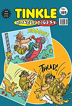 Tinkle Double Digest No.189 by [Thindiath, Rajani]