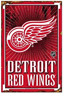 WinCraft NHL Detroit Red Wings 6