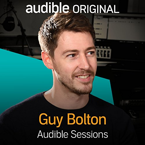 Guy Bolton audiobook cover art