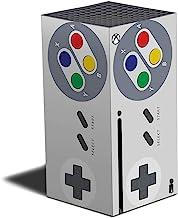 MightySkins Skin compatível com Xbox Series X - Retro Gamer 1 | Capa protetora de vinil, durável e exclusiva | Fácil de ap...