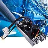 Régulateur de tension de générateur automatique robuste AVR Stable KI-DAVR 150S3 accessoires de groupes électrogènes triphasés automobile pour générateur triphasé 15KW