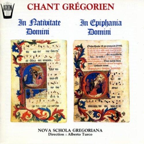 Chant Gregorien [in Nativitate