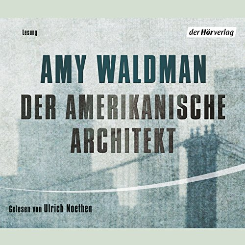 Der amerikanische Architekt audiobook cover art