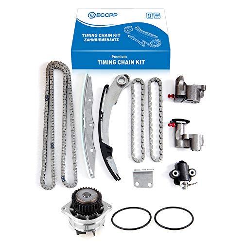 2005 nissan maxima water pump kit - 2