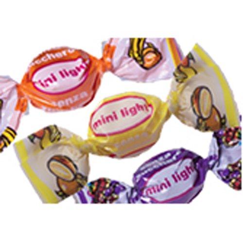 Caramelle Gelees Senza Zucchero Mini Gelee Italgum Kg 1 - Caramelle gelatine alla Frutta senza zucchero incartate singolarmente