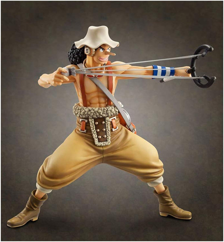 compras en linea LPFMM Cabeza de Juguete reemplazable reemplazable reemplazable Modelo Altura 23 cm PVC muñeca Muy Realista Personaje de Dibujos Animados Escultura Estatua de Juguete  Venta barata