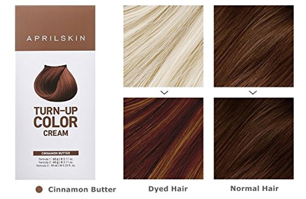 農夫株式仕方April Skin Turn Up Color Cream Long lasting Texture Type Hair Dye エイプリルスキン ターンアップカラークリーム長持ちテクスチャタイプヘアダイ (紅)