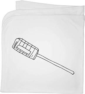 'Sugar Free Lollipop' Cotton Baby Blanket / Shawl (BY00014246)