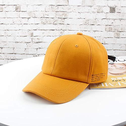 New hat female spring and summer sun hat Korean version of the wild soft girl baseball cap student cap cap male tide