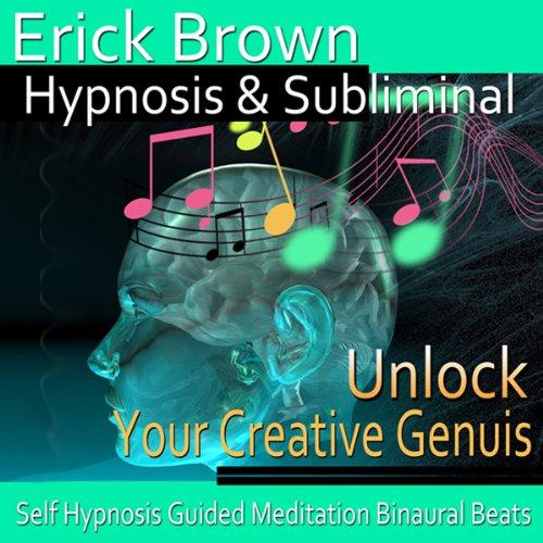 Unlock Your Creative Genius Hypnosis cover art