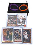 Devin Booker Basketball Cards Assorted (5) Bundle - Phoenix Suns Trading Cards