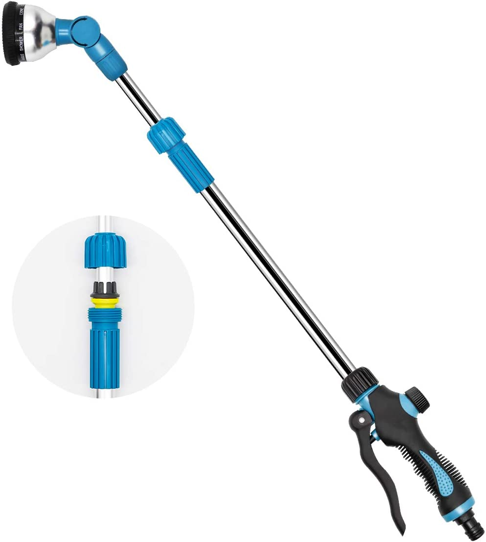 TWOZOZO Telescoping Garden Watering Wand Recommendation 9 Long-awaited 29.5-43.3 Mod Inches