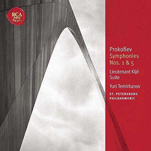 Prokofiev: Symphonies Nos. 1 & 5...
