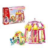 N\C Elf Dream Ye Luoli Early Education Light Interactive Small Particle Splicing Building Block Toy Consists of 5 Parts A Total of 2961 (Pieces) Each Part Has More Than 5 Dolls
