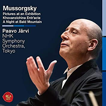 Mussorgsky: Pictures at an Exhibition & A Night at Bald Mountain