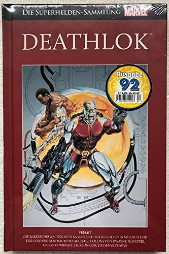 Die Marvel Superhelden Sammlung 92: Deathlok