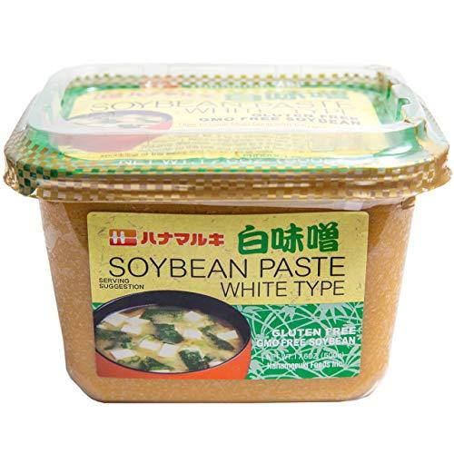 Pasta de Miso (Blanco) 500 gramos | Sin Gluten | Miso Japonés