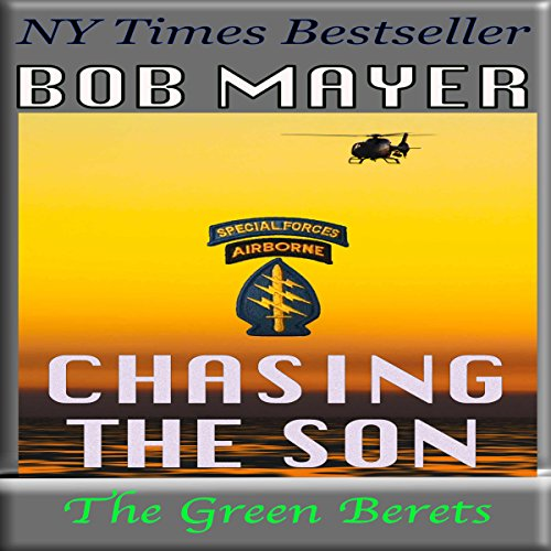 Chasing the Son audiobook cover art