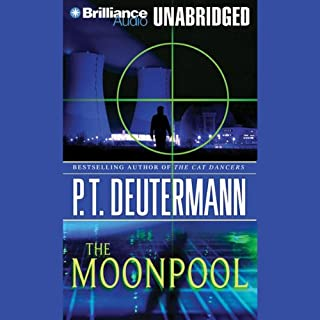The Moonpool audiobook cover art