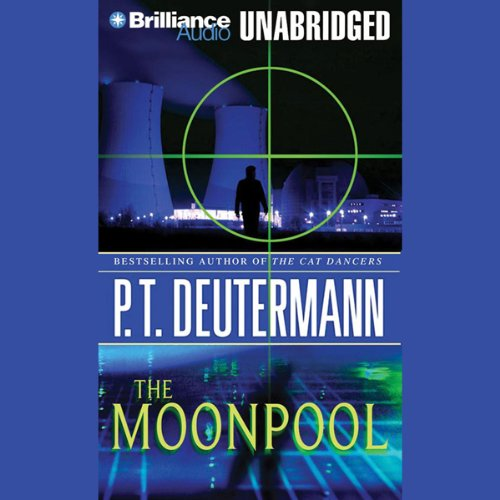 The Moonpool  cover art
