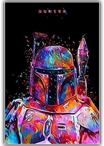 handicrafts 12x16 inches According to The Numbered kit DIY 5D Diamond Painting Star Wars Painting Cross Stitch Full Diamond Crystal Rhinestone Embroidery Pictures
