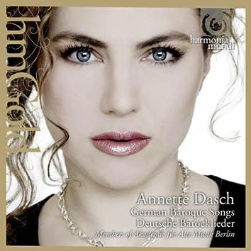 German Baroque Lieder