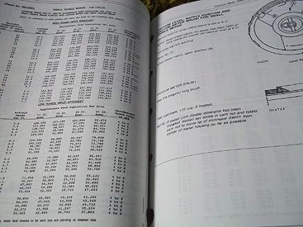 John Deere 7200 Planter Owners Manuals Books
