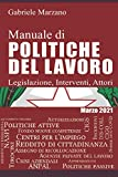 Manuale di Politiche del Lavoro