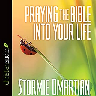 Praying the Bible into Your Life cover art