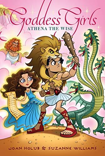 Athena the Wise: 5 (Goddess Girls)