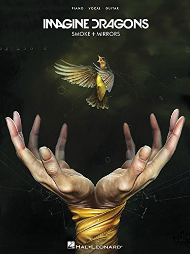 Imagine Dragons: Smoke Mirrors -For Piano, Voice & Guitar-: Songbook für Klavier, Gesang, Gitarre
