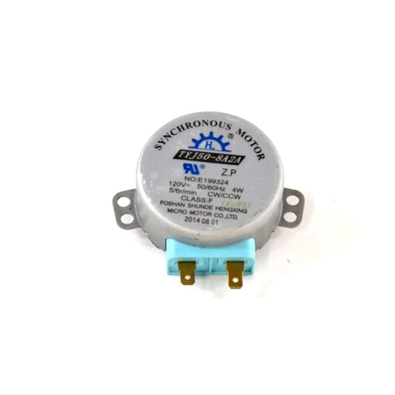 Whirlpool W10143959 Microwave Turntable Motor Genuine Original Equipment Manufacturer (OEM) Part