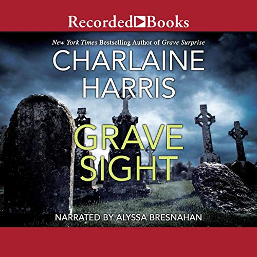 Grave Sight Audiobook By Charlaine Harris cover art