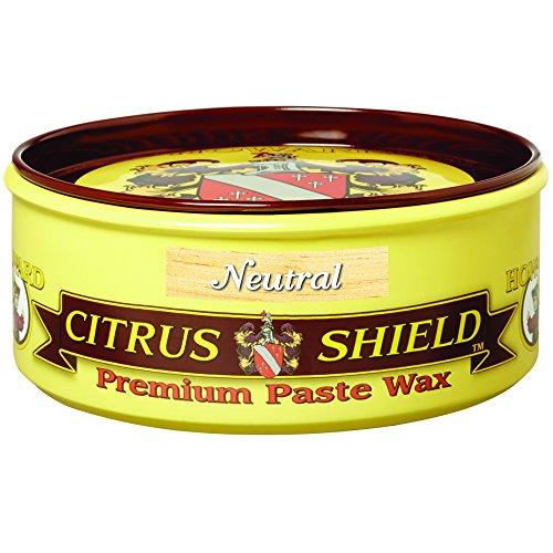 Howard Citrus Shield Paste Wax - 11 oz.