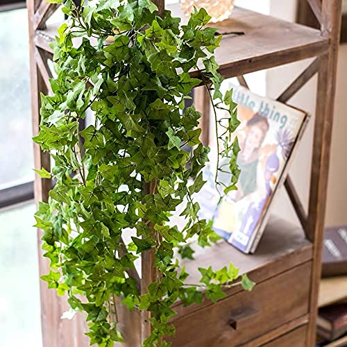 ZEACCT Green vine leaves