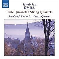 Ryba: FluteQuartets; String Quartets (2013-05-03)