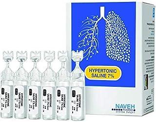 RSV Hypertonic Saline Solution 7% – Nebulizer diluent for inhalators and nasal..