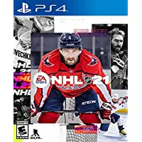 NHL 21 Standard Edition for PS4
