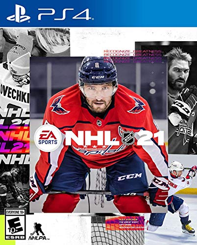NHL 21 for PlayStation 4 [USA]
