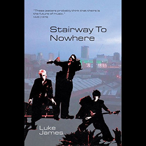 Stairway to Nowhere audiobook cover art