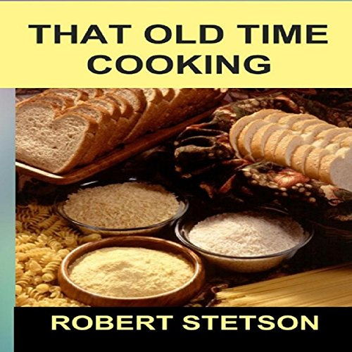 That Old Time Cooking  By  cover art