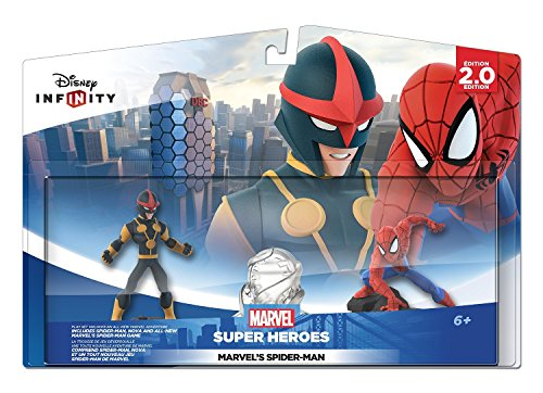 Disney Infinity: Marvel Super Heroes (2.0 Edition) Spider Man Play Set - Not Machine Specific by Disney Infinity