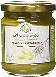 Pesto di Pistacchio - squisita preparazione al 55% di Pistacchi di Sicilia - 190g